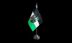 Bandiera da tavolo Germania Gelsenkirchen