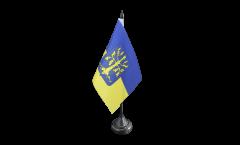 Bandiera da tavolo Germania città di Hagen