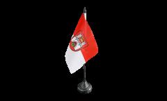 Bandiera da tavolo Germania Hannover