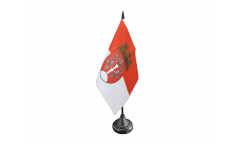Bandiera da tavolo Germania Herdecke