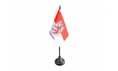 Bandiera da tavolo Hohenlimburg