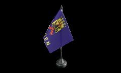 Bandiera da tavolo Germania Rügen