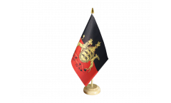 Bandiera da tavolo Germania Württemberg