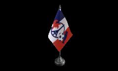 Bandiera da tavolo Calcio 2016