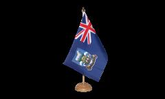 Bandiera da tavolo Isola di Falkland