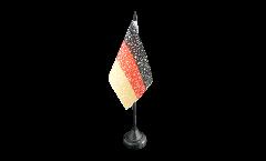 Bandiera da tavolo Tifosi Germania Inno nazionale