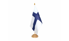 Bandiera da tavolo Finlandia