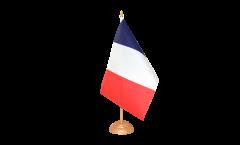 Bandiera da tavolo Francia
