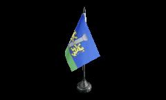 Bandiera da tavolo Francia Ajaccio