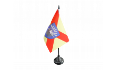Bandiera da tavolo Francia Bobigny