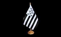 Bandiera da tavolo Francia Bretagna