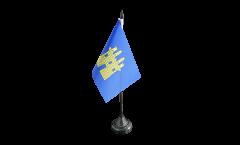 Bandiera da tavolo Francia Gap