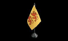 Bandiera da tavolo Francia Alti Pirinei