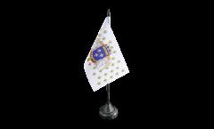 Bandiera da tavolo Francia Regno 987 - 1791