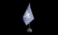 Bandiera da tavolo Francia Le Puy-en-Velay