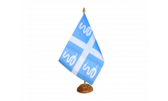 Bandiera da tavolo Francia Martinica