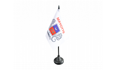 Bandiera da tavolo Francia Mayotte