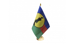 Bandiera da tavolo Francia Nuova Caledonia Kanaky
