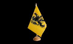 Bandiera da tavolo Francia Nord Passo di Calais