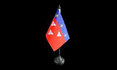 Bandiera da tavolo Francia Orléans