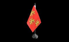 Bandiera da tavolo Francia Périgord