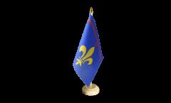 Bandiera da tavolo Francia Provenza