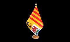 Bandiera da tavolo Francia Provenza-Alpi-Costa Azzurra