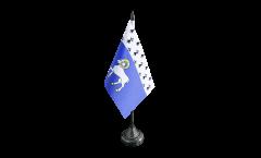 Bandiera da tavolo Francia Quimper