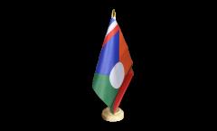 Bandiera da tavolo Francia Réunion 2