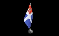 Bandiera da tavolo Francia Saint-Malo