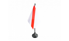 Bandiera da tavolo Francia Strasburgo