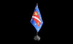 Bandiera da tavolo Francia Val-d'Oise