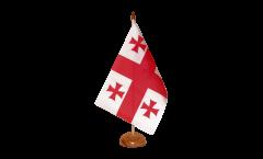 Bandiera da tavolo Georgia