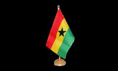 Bandiera da tavolo Ghana