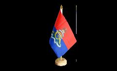 Bandiera da tavolo Regno Unito British Army Royal Artillery