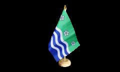 Bandiera da tavolo Regno Unito Cumbria