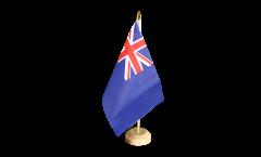 Bandiera da tavolo Regno Unito bandiera di servizio navale