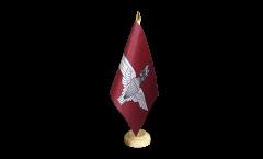 Bandiera da tavolo Regno Unito Parachute Regiment