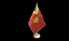 Bandiera da tavolo Regno Unito Birmingham