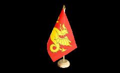 Bandiera da tavolo Regno Unito Regno del Wessex 519-927