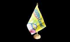 Bandiera da tavolo Happy Easter