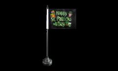 Bandiera da tavolo Happy St. Patrick's Day Saint Patrick's Day