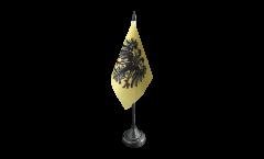 Bandiera da tavolo Sacro Romano Impero Germanico 1400-