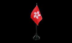 Bandiera da tavolo Hong Kong