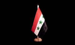Bandiera da tavolo Iraq senza grafia 1963-1991