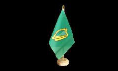 Bandiera da tavolo Irlanda Leinster