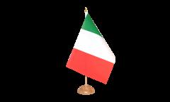 Bandiera da tavolo Italia
