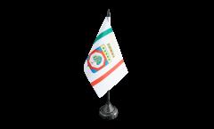 Bandiera da tavolo Italia Puglia