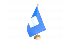 Bandiera da tavolo Italia Basilicata