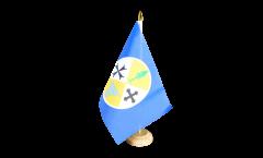 Bandiera da tavolo Italia Calabria